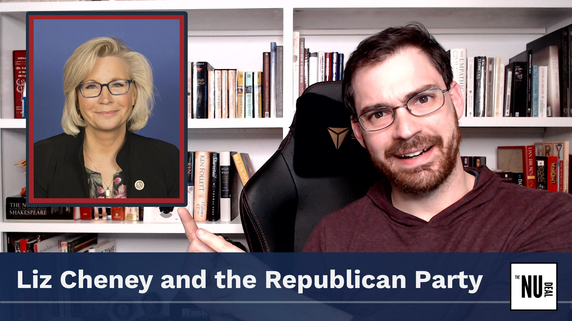 Political Podcast Feature Image