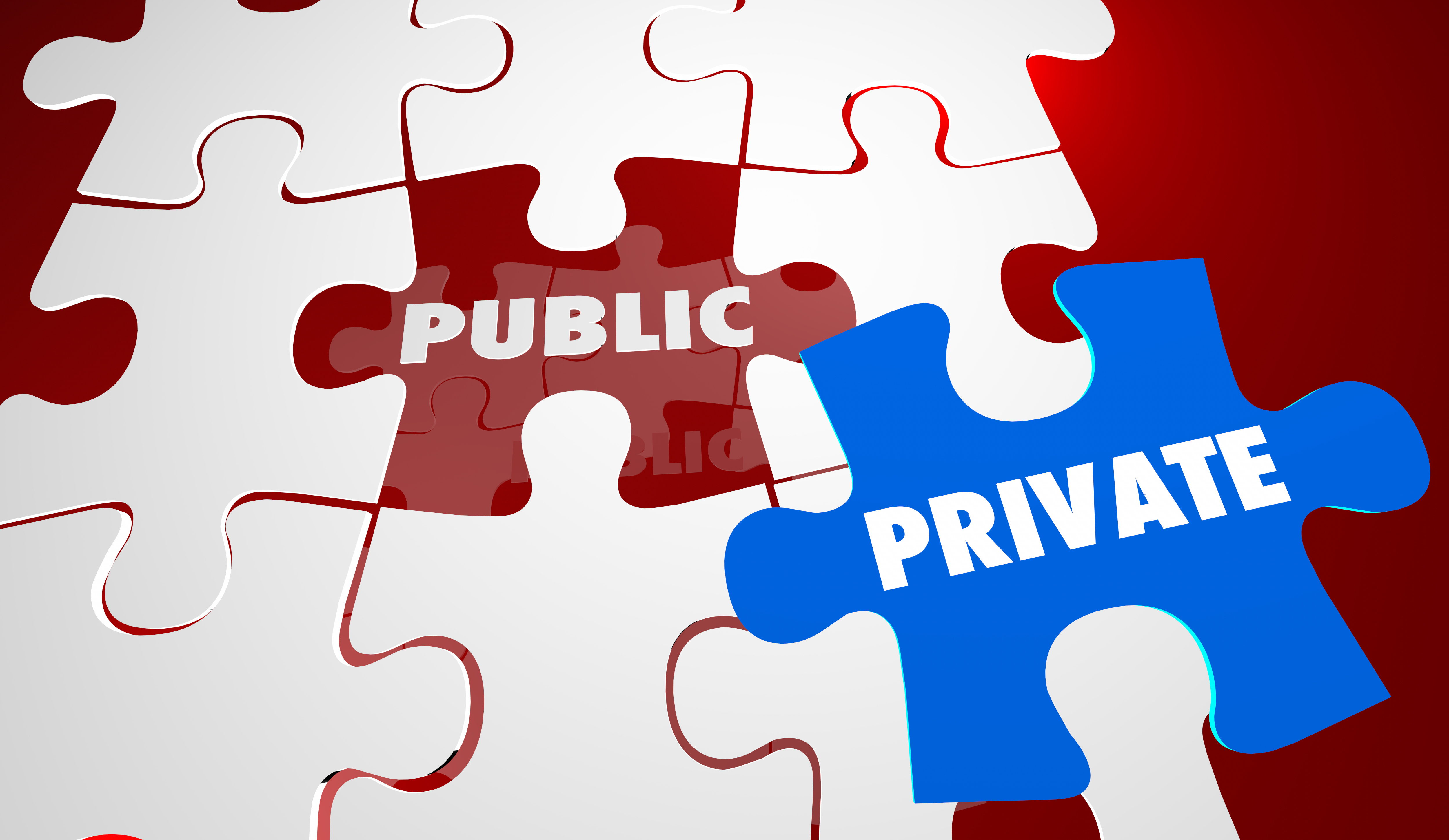 Public and Private as Puzzle Pieces